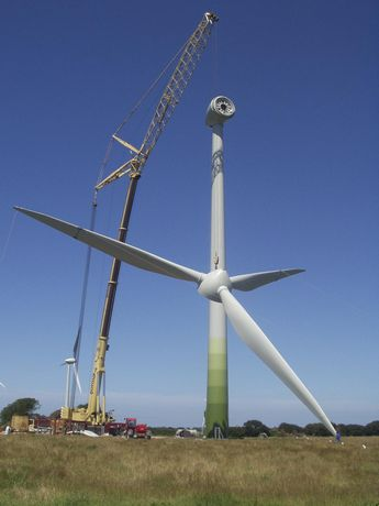 Plouguin Windpark